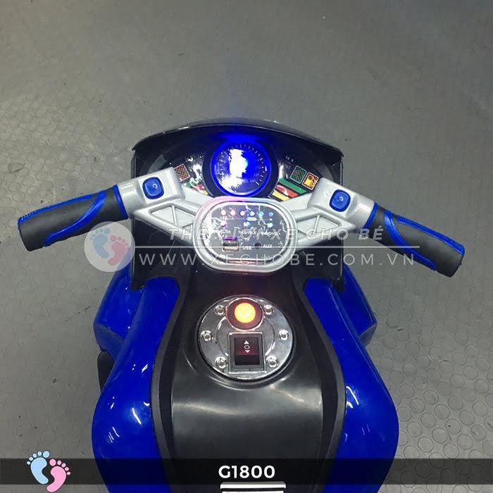 Xe mô tô điện trẻ em g1800 15