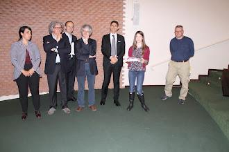 """Photo: Piccolo Agone Placidiano 2015: Vincitori per il Liceo Classico """"Dante Alighieri"""" di Ravenna: Margherita Saviotti (1° anno)"""