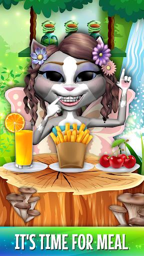 My Talking Fairy Cat Una 1.2 screenshots 4