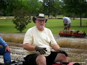 Photo: Engineer Bill Smith    HALS Public Run Day 2013-0921 RPW