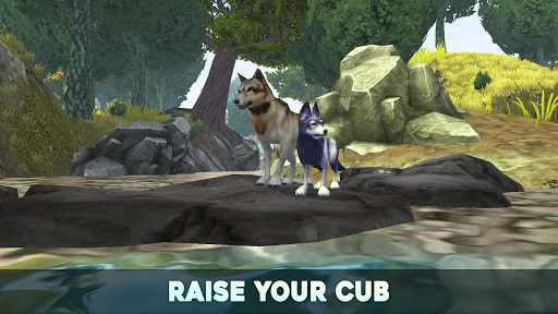 Wolf Tales - Home & Heart androidiapk screenshots 1