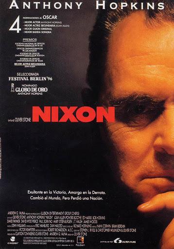 فیلم نیکسون - ۱۹۹۵
