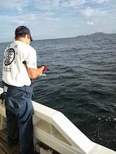 Photo: えぐちさんは、ガンガン釣る!