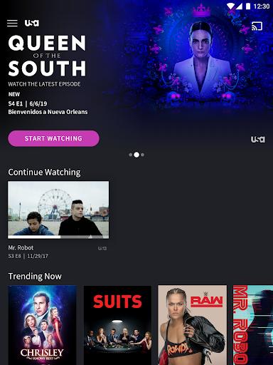 USA Network screenshot 6