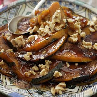 Turkish Pumpkin Dessert (Kabak Tatlisi).