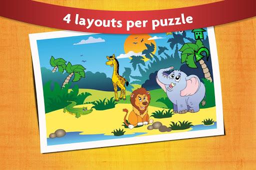 Kids Peg Puzzle Game screenshot 4