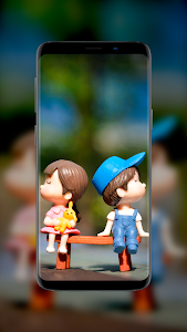 Cute Wallpapers - Cute babies, Dolls Backgrounds 2.1.0 (Pro)