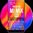 Theme for Xiaomi Mi Mix 2s