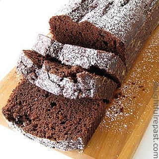 One-Bowl Chocolate Loaf Cake.