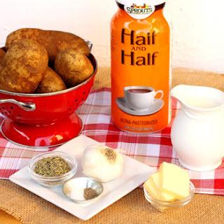 Skin-On Roasted Garlic and Rosemary Mashed Potatoes
