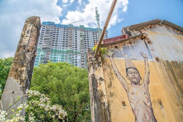 George Town, Penang, Malesia, 2019. di Cristhian Raimondi