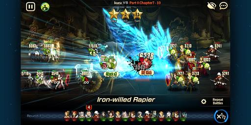 Brave Nine - Tactical RPG 1.59.7 screenshots 18