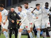 Ligue 1 : Marseille arrache la victoire en fin de match, Saint-Etienne respire à nouveau