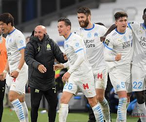 Ligue 1 : Marseille assure face à la lanterne rouge