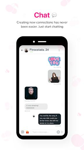 Cherish u2013 Chat, Meet and Date 2.10.1 screenshots 5