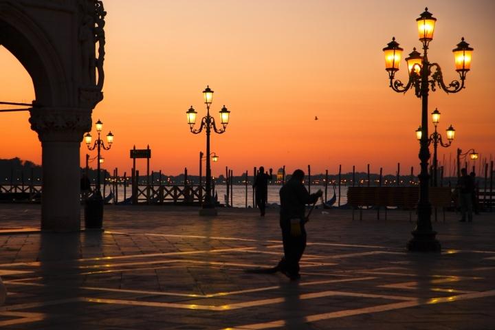 Venezia prime ore di MicheleFaggian