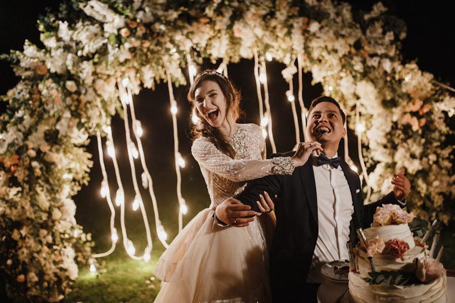Wedding photographer Ekaterina Zamlelaya (KatyZamlelaya). Photo of 02.12.2018