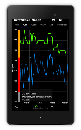 Network Cell Info Lite screenshot 19