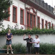 Proben zu Cornelius (Mai 2011)