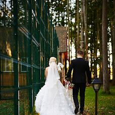 Wedding photographer Denis Tarasov (magicvideo). Photo of 20.09.2017