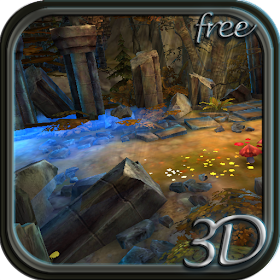 FOREST RUINS 3D HD Free lwp