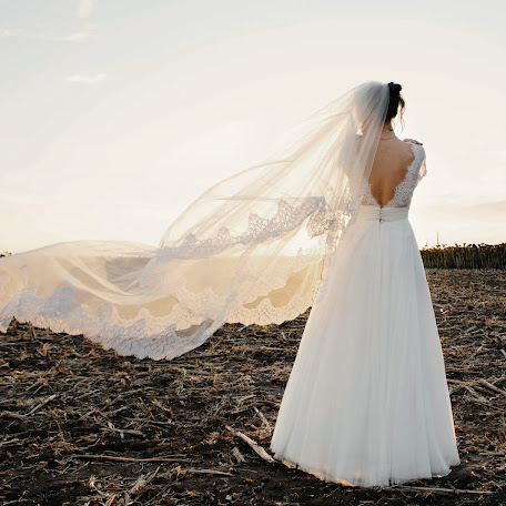 Wedding photographer Magdi Urbán (urbanmagdi). Photo of 24.02.2018