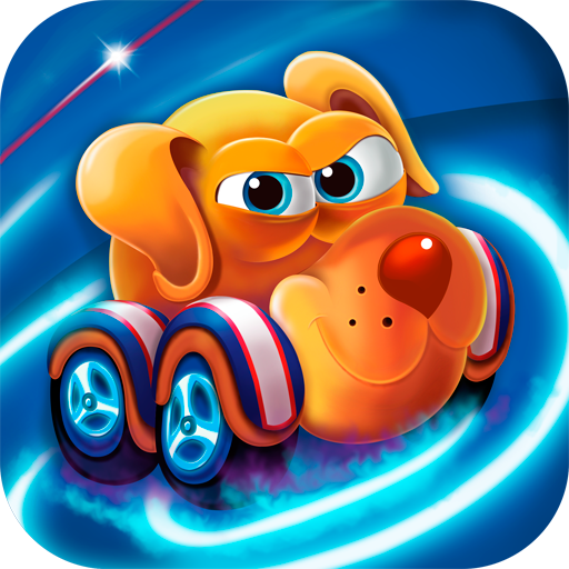 Kids - racing games Icon