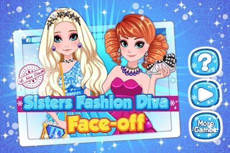 Sisters Fashion Diva Face-off 1