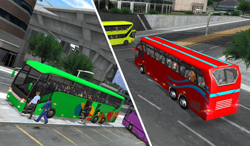 Auto Bus Driving 2019 - City Coach Simulator 1.0.4 Screenshots 12