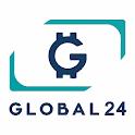 Global24 - платежи и переводы без открытия счета icon