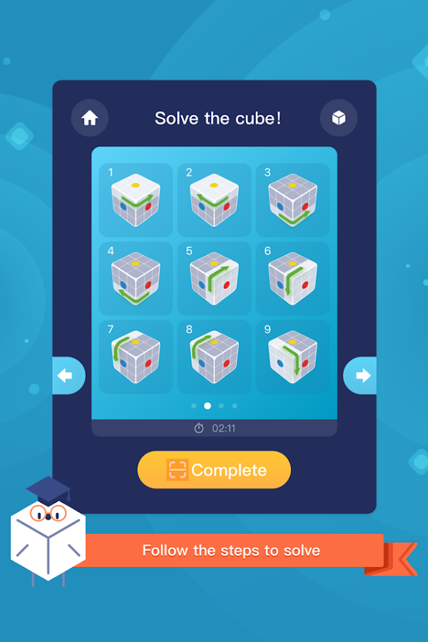 Cube-tastic!- screenshot
