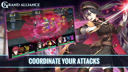 Grand Alliance MOD (God Mode) 2