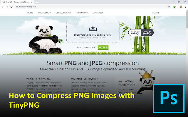 Free Image Compression Tool