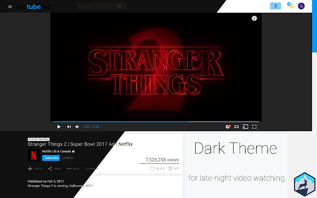 Simple YouTube - A New Look for YouTube