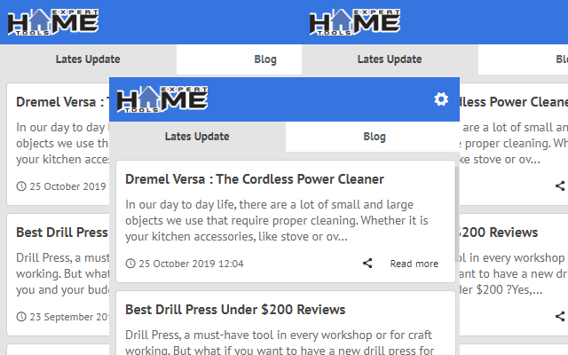 Expert Home Tools - Update Latest News