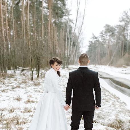Свадебный фотограф Elżbieta Kocięda (kociedanaslubach). Фотография от 20.02.2018
