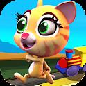 Racing Cat Runner: Speed Jam icon