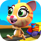 Racing Cat Runner: Speed Jam