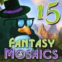 Fantasy Mosaics 15: Ancient Land icon