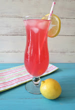 Photo: Pink Lemonade - A sweet and zippy refreshing summer drink made with lemon and cranberry juice.  http://www.peanutbutterandpeppers.com/2013/04/21/pink-lemonade-sundaysupper/  #lemonade   #cranberrylemonade   #cranberry   #drink   #lemonrecipes   #lowcalorie   #summertime