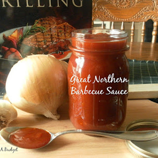 Great Northern Barbecue Sauce.