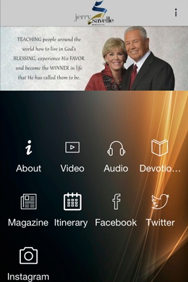 Jerry Savelle Ministries- screenshot
