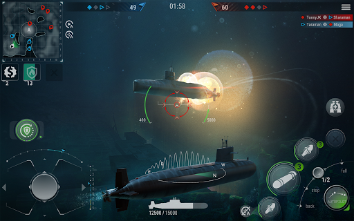 WORLD of SUBMARINES: Navy Shooter 3D Wargame 2.0 screenshots 18