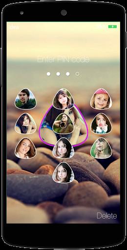 Photo Passcode Lockscreen