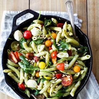 Caprese Pesto Penne Recipe