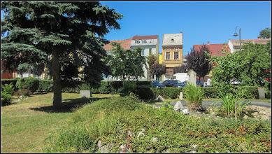 Photo: Piata 1 Decembrie 1918 - spatiu verde - 2017.07.04
