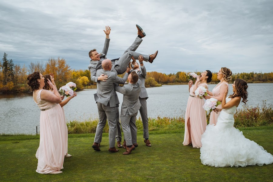 Nhiếp ảnh gia ảnh cưới Marcin Karpowicz (bdfkphotography). Ảnh của 16.10.2017