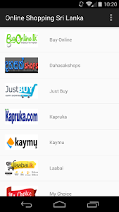 Online Shopping Sri Lanka screenshot 3