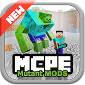 Mutant MODS For MCPE