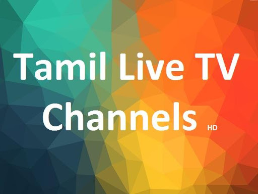 Tamil Live TV Channel For Android